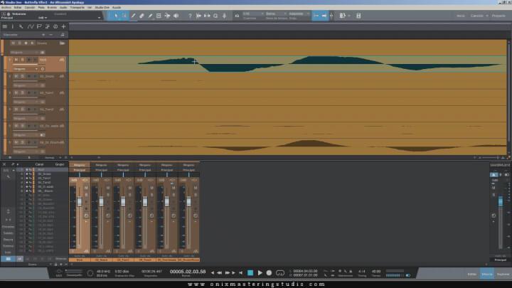 Mejorar el sonido de la batería sin usar plugins - Video tutorial de mezcla - MixingSeries - Onix Mastering Studio