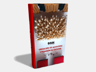 Ubicación de altavoces y posición de escucha - Onix Mastering Studio - Ebook de Diego Hernán Costa