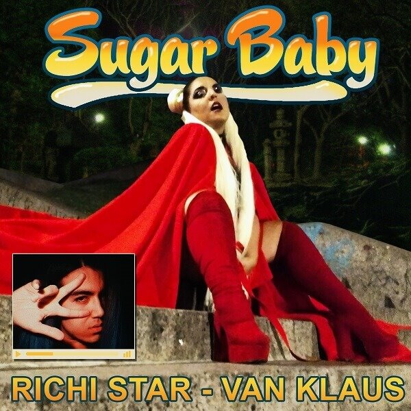 "[ARG] Richi Star & Van Klaus - ""Sugar Baby"", mastered by Diego Hernán Costa"