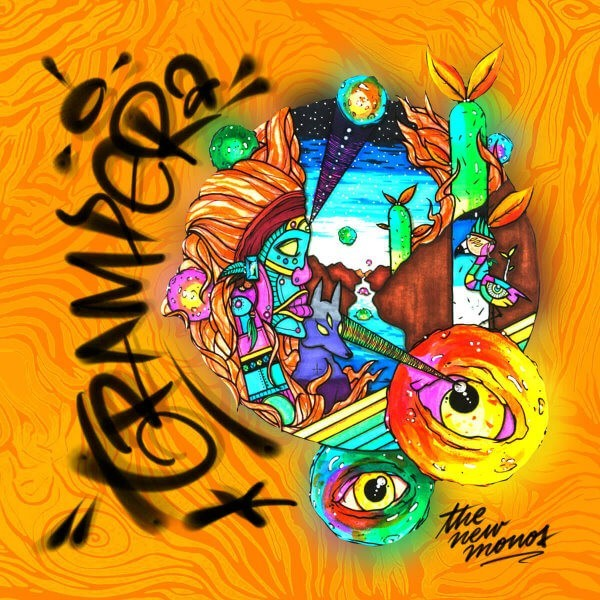 """[AUS] The New Monos - """"Trampera"""", mastered by Diego Hernán Costa"""